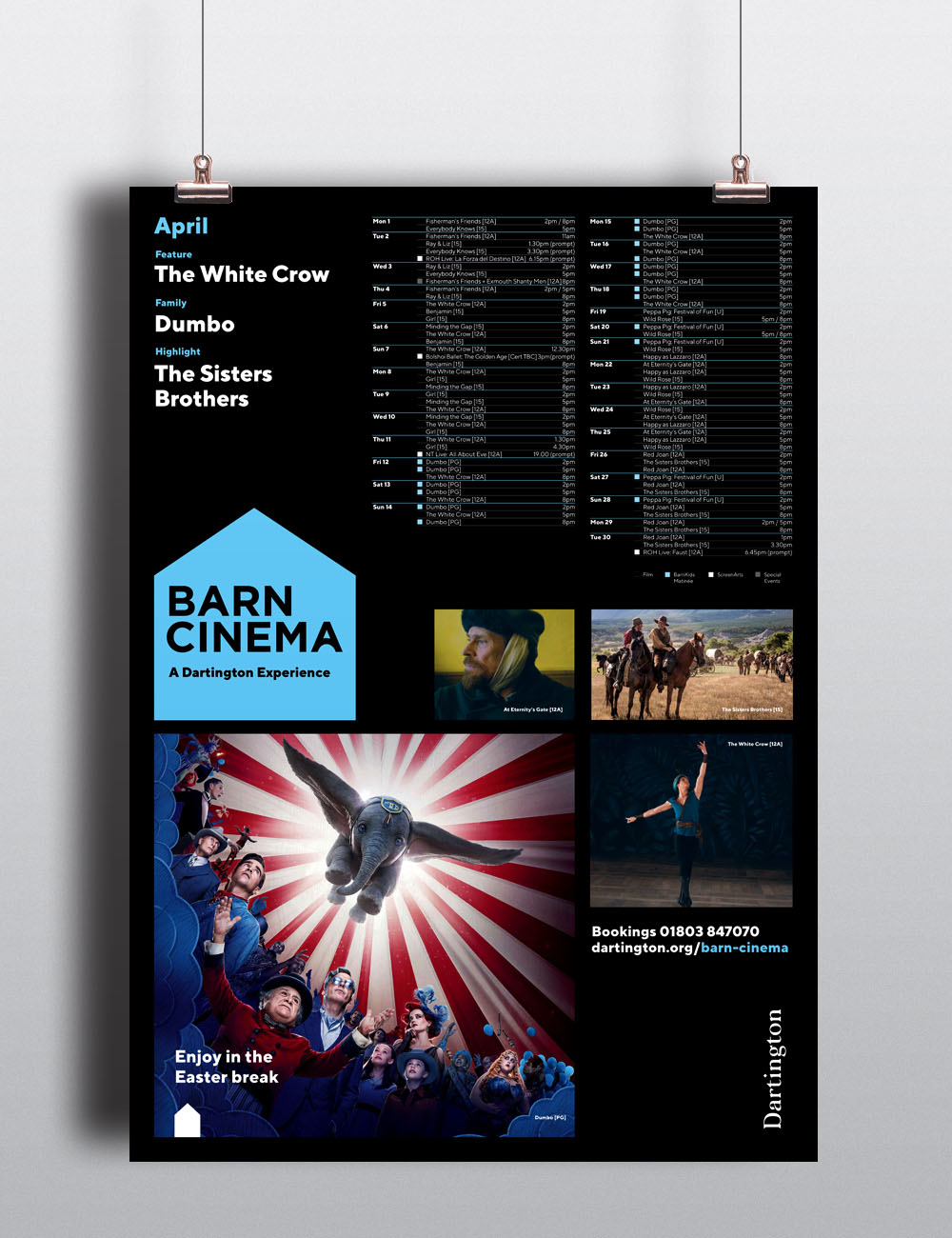 Barn Cinema 4